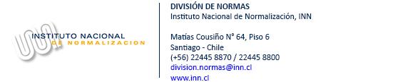 Descripción: División de Normas